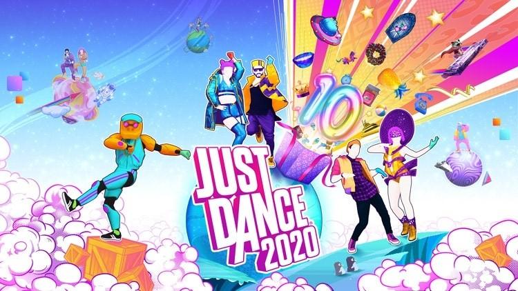 Just dance เกมเต้นเพื่อสุขภาพ